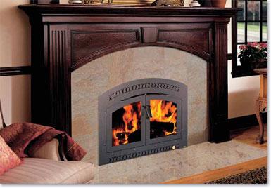 Wood Burning FPX 36 Elite