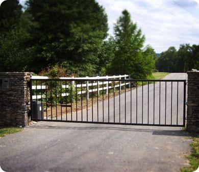 Royal Custom Gates.