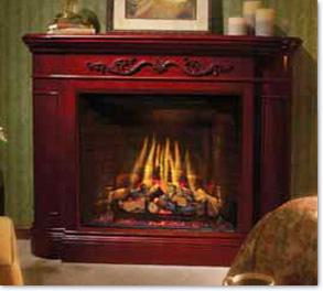 Royal Overhead Door Electric Fireplaces