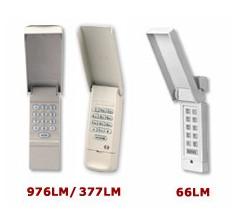 976lm 377lm Wireless Keyless Entry System 976lm